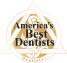 Amerca's best dentists logo
